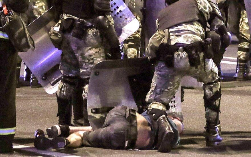 МВД Белоруссии: задержаны свыше 3000 протестующих, пострадали около 90 человек
