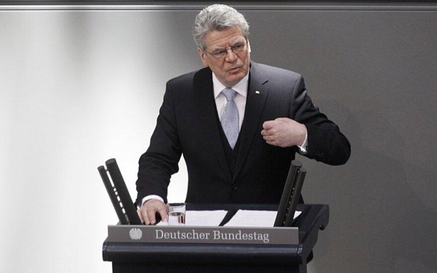 Gauck: Polacy są bardziej pracowici niż Niemcy