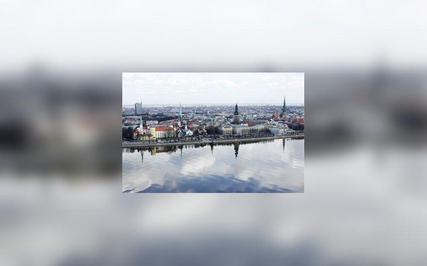 Литовцы и эстонцы - самые частые гости Риги