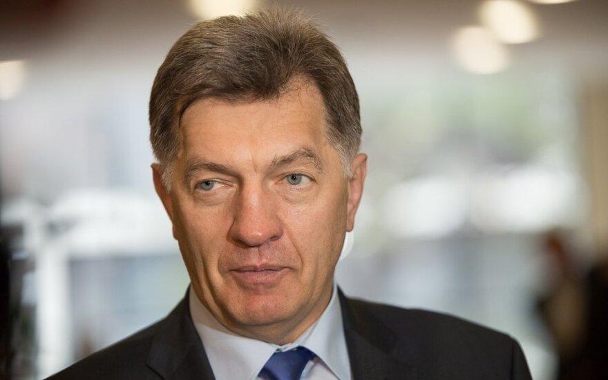 Премьер: Литва и Польша договорились о газовой смычке