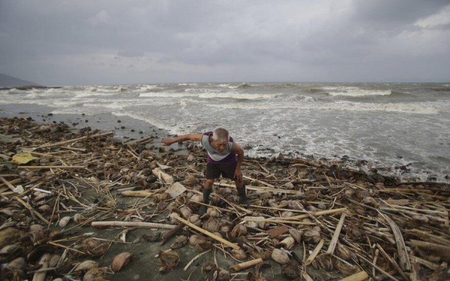В Китае ожидается самый мощный за последние 70 лет тайфун