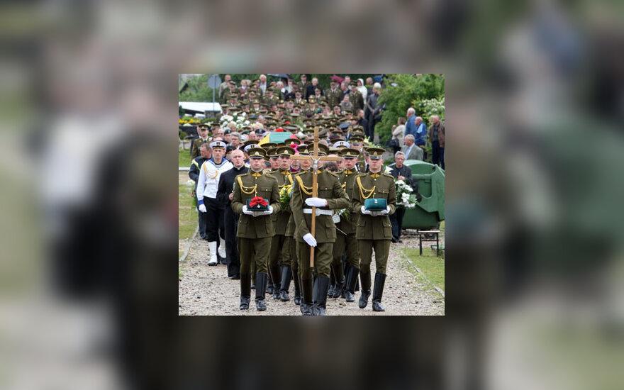 Arūno Jarmalavičiaus laidotuvės