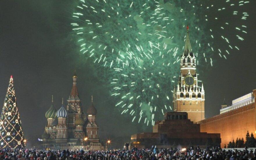 В Москве готовят уличный Новый год с бесплатными музеями