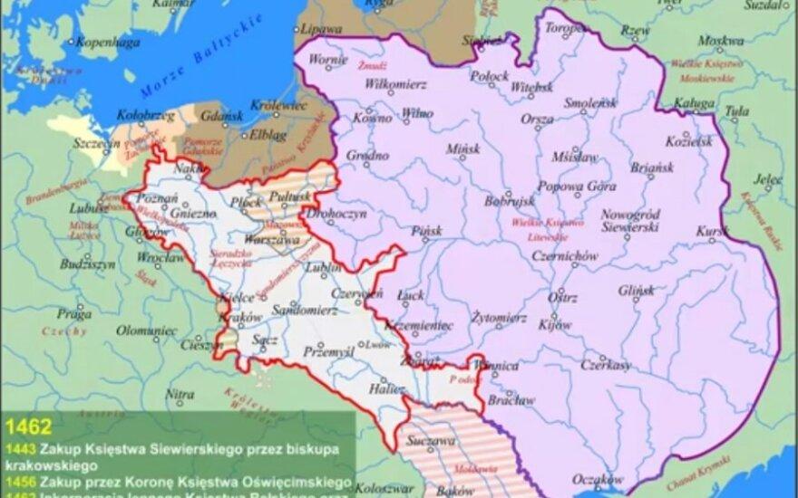 Granice Polski 990-2011