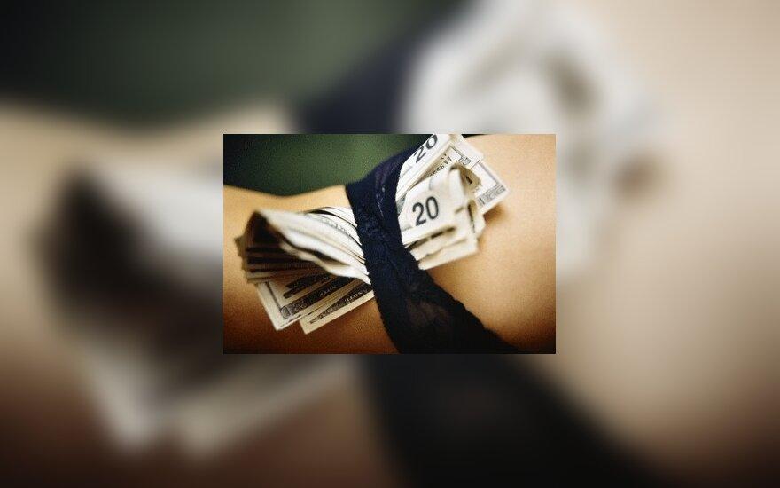 Проститутки дают мастер-класс...