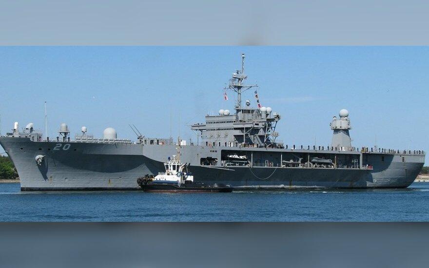 США направляют с Средиземное море корабль с элементами ПРО