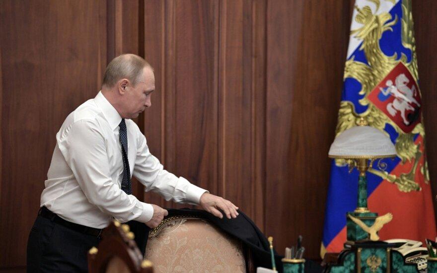 Пресса Британии: противостояние Европы Путину сходит на нет