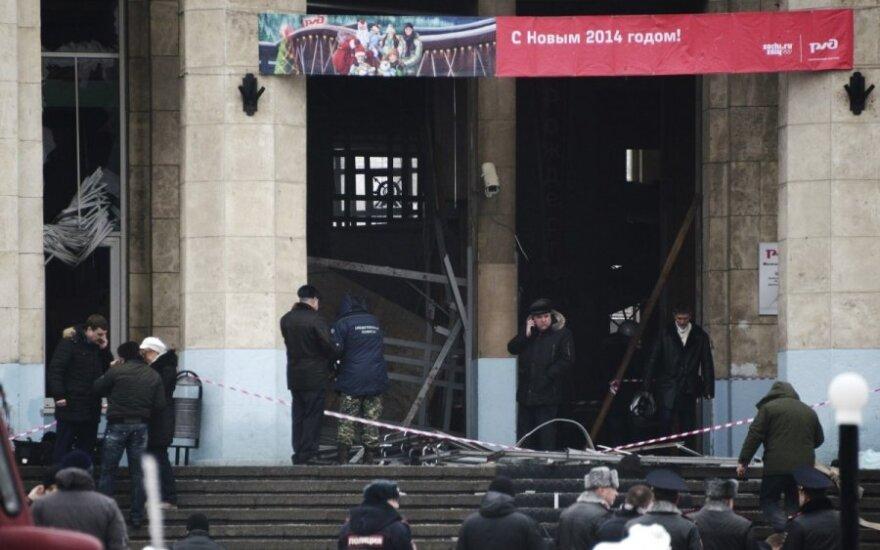 Версия взрыва в Волгограде: теракт совершила не смертница, а мужчина-славянин