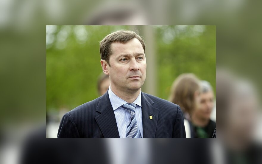 "100 литов штрафа за слово ""кризис"""