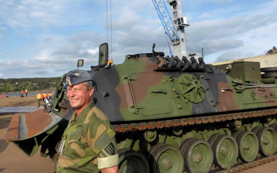 "NATO rengiasi krinėms pratyboms ""Trident Juncture 2018"""