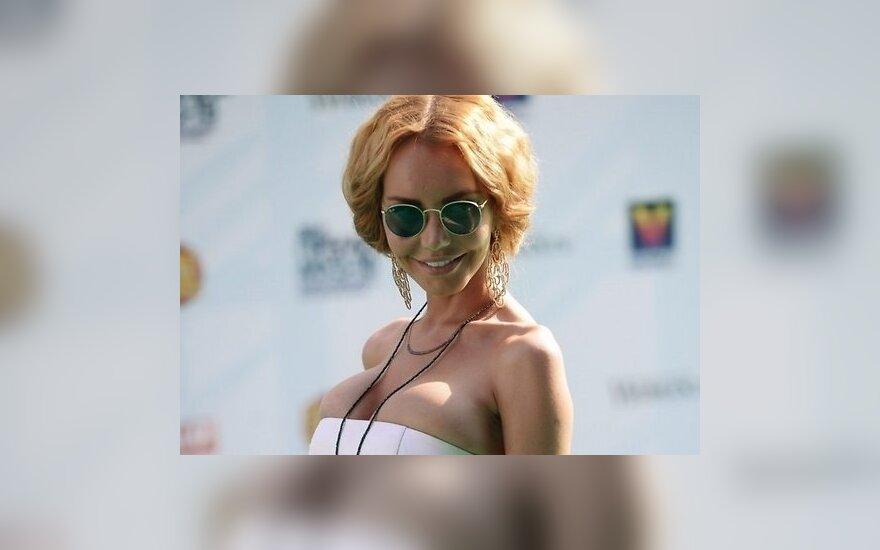 Маша Малиновская уменьшила грудь