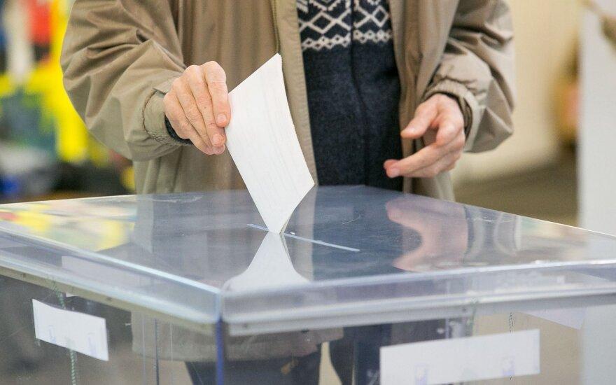 ГИК утвердил результаты первого тура выборов в одномандатных округах