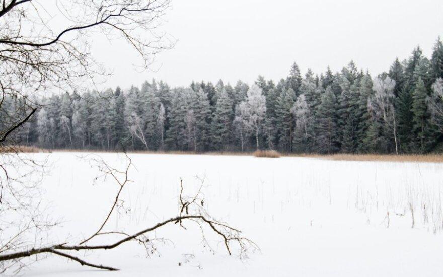 Зима начнется с -10 и задержится на более долгий срок