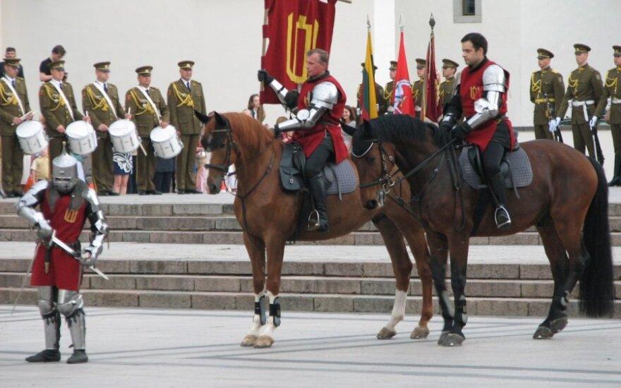 Bitwa pod Grunwaldem w Wilnie '14
