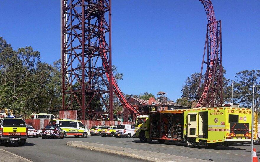 В Австралии на аттракционе в парке развлечений погибли четыре человека