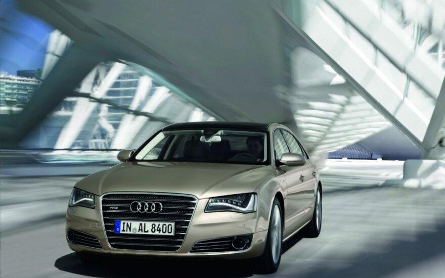 Audi cобирается вложить миллиарды в борьбу с BMW