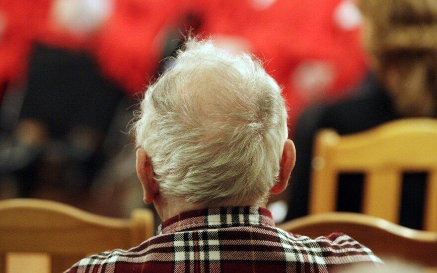 """Представители """"Содры"""" признали: пенсии получили не все пенсионеры"""