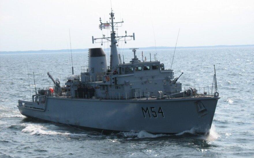 Советник: Армия не должна заниматься спасением гражданских лиц на море