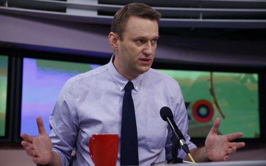 """Навальный назвал итоги голосования по поправкам """"фальшивкой"""""""