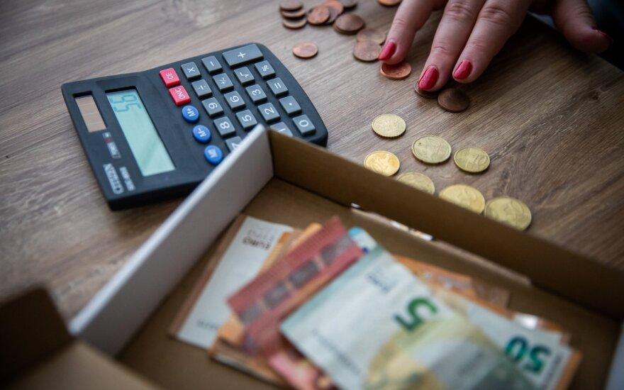 Парламент Литвы в первом чтении одобрил проект закона о 13-ой пенсии