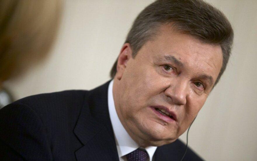 Янукович в Суде ЕС хочет доказать свою легитимность