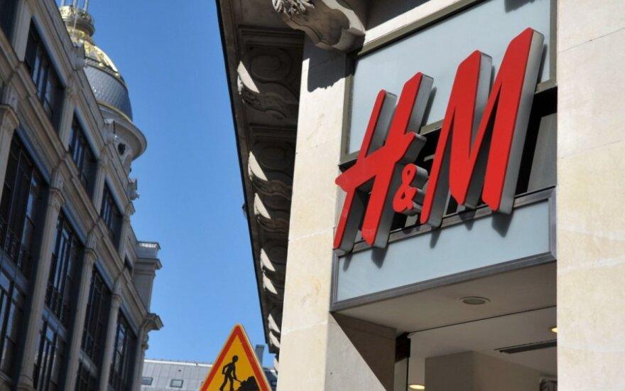 """""""H&M"""" parduotuvė"""