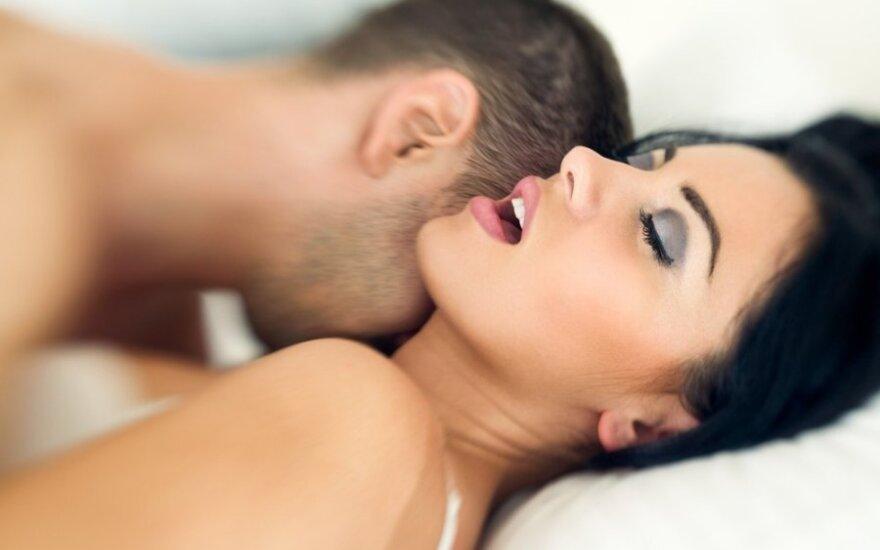 Уровень счастья человека зависит от количества секса
