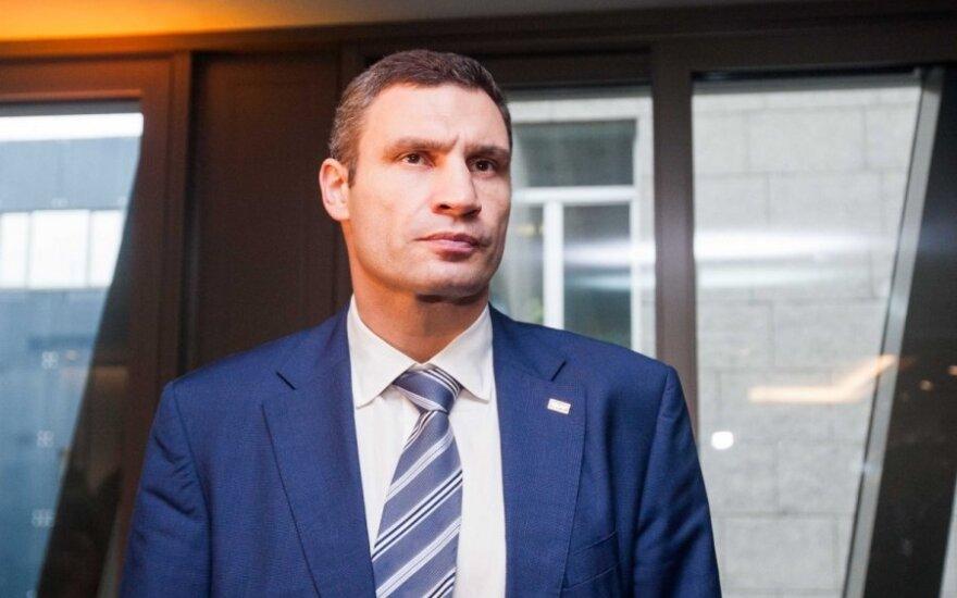 УДАР: действия властей создали опасность для жизни Кличко