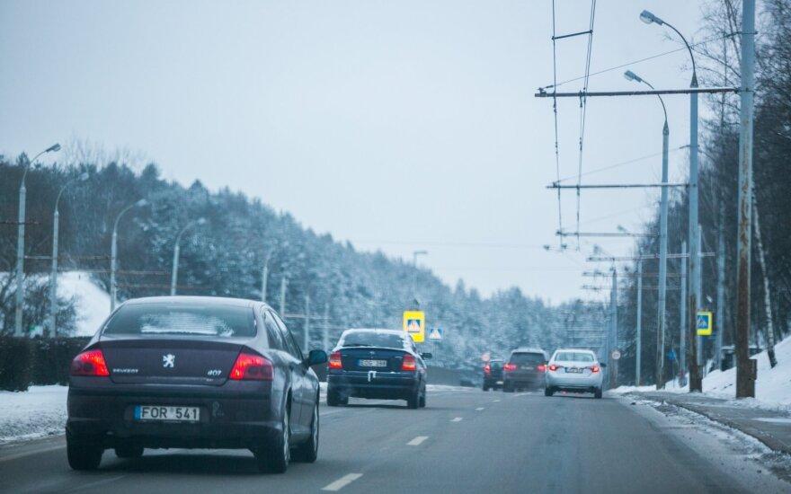 В Литву идут холода - появится зимнее солнце