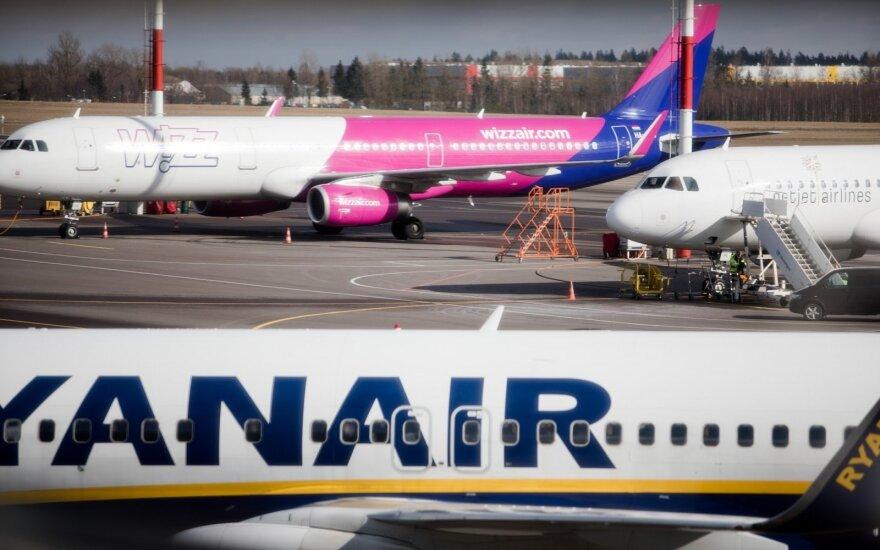 Oro navigacijа: полеты после карантина увеличились на 8,6%