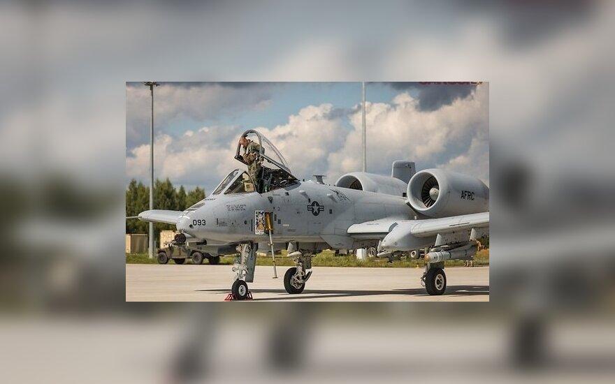 Латвия улучшит условия для самолетов НАТО, патрулирующих воздушное пространство