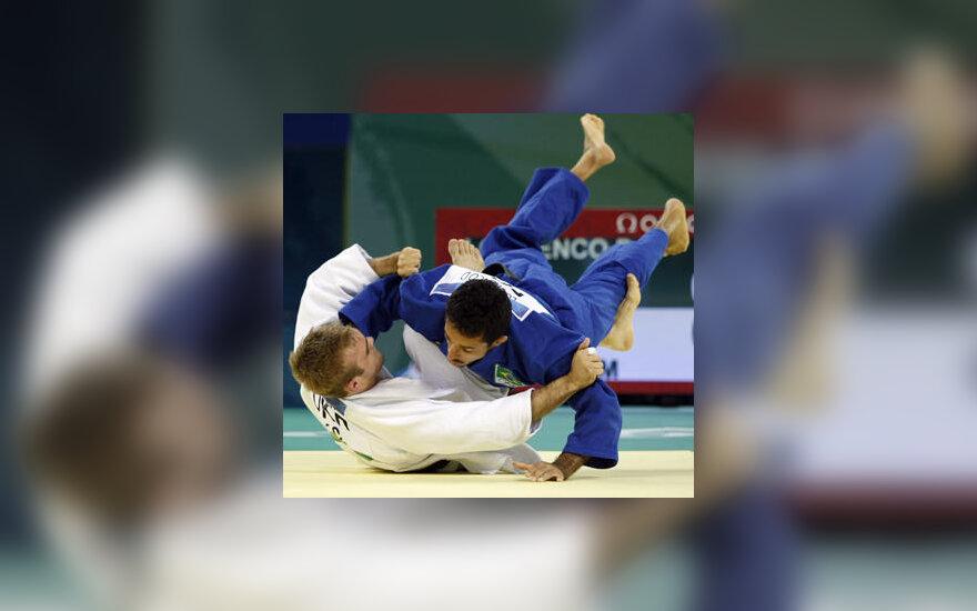 Olimpinių žaidynių dziudo varžybos