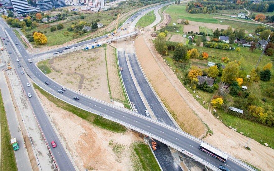 Водители сами открыли Западную объездную дорогу