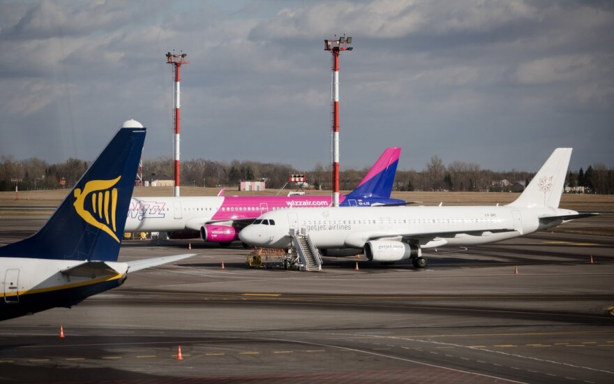 Air Baltic и Wizz Air на следующей неделе начинают выполнять полеты в Таллин и Осло