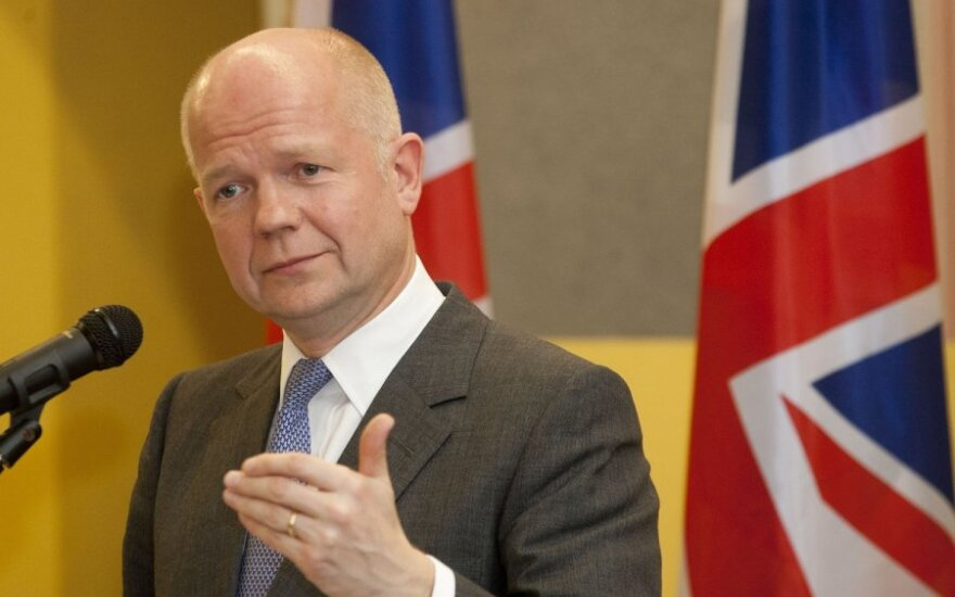 Williamas Hague'as