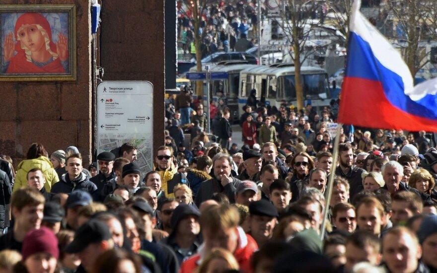 """""""Молодая гвардия"""" создаст отряды для борьбы с оппозицией на улицах"""