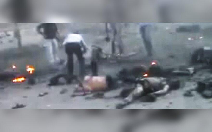 Syria: Bitwa o Damaszek bitwą o Syrię?