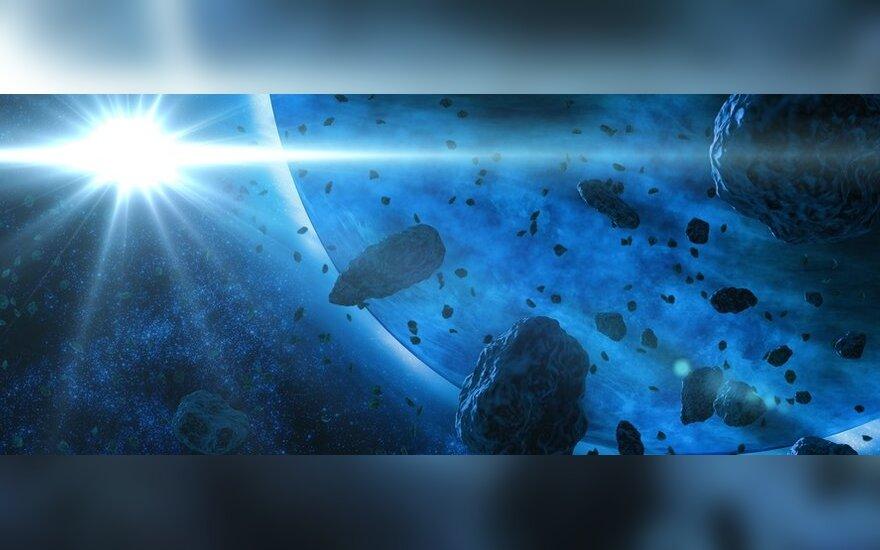 Asteroidų žiedas