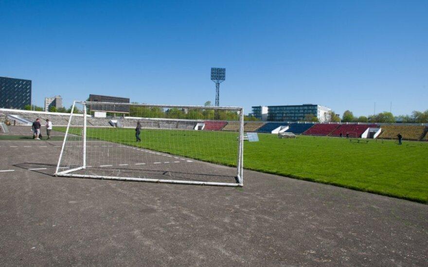 В Вильнюсе объявлен конкурс подрядчика на строительство футбольного стадиона