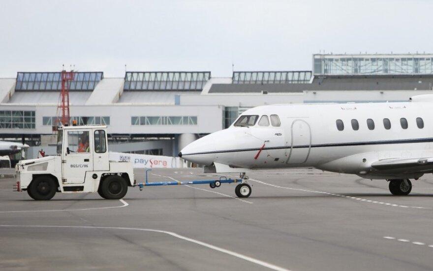 Приступила к работе единая компания аэропортов Литвы