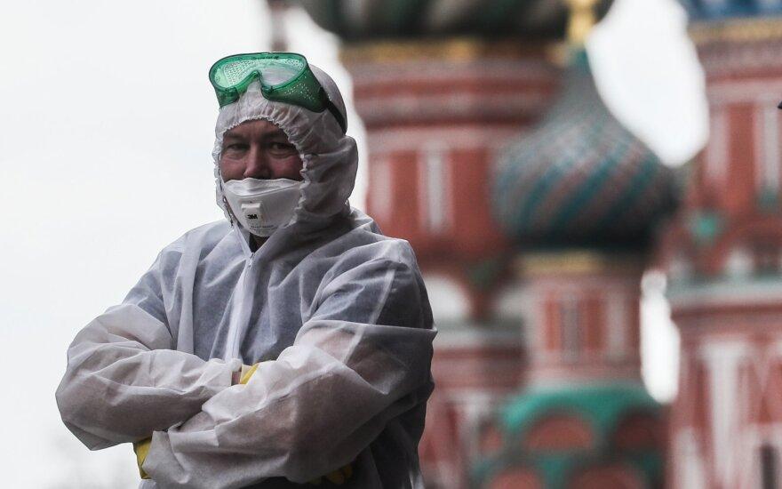 Число инфицированных коронавирусом в России за сутки возросло на 6 361