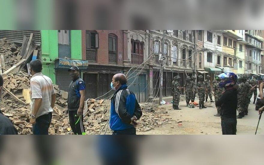 В Непале открываются школы, поврежденные в результате землетрясения