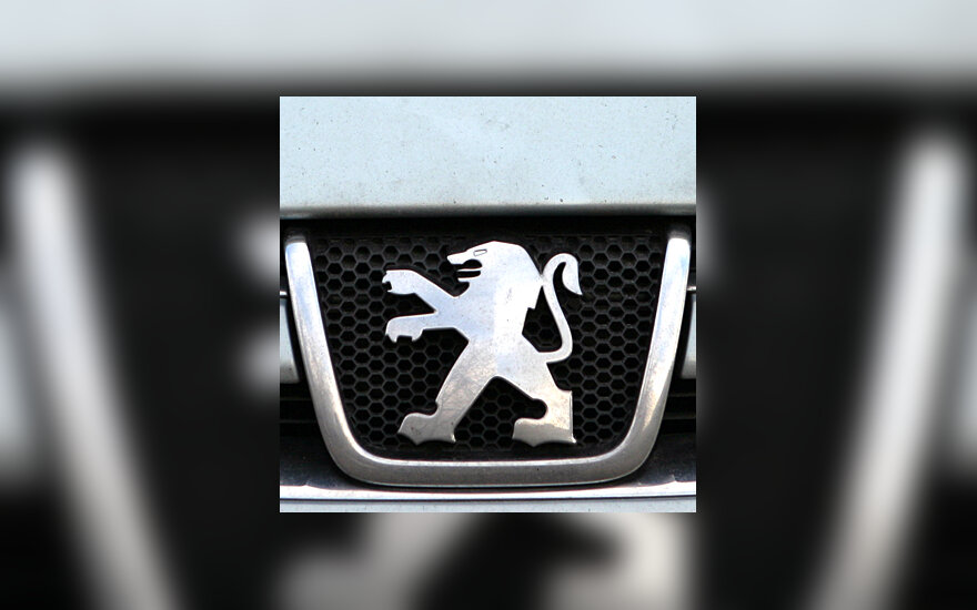 """Peugeot"" simbolis"