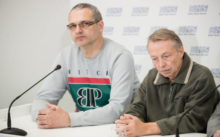 Новые истории эксплуатации дальнобойщиков в Литве: есть и уголовно наказуемая деятельность
