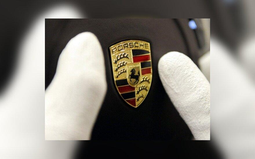 Porsche по имени Миша
