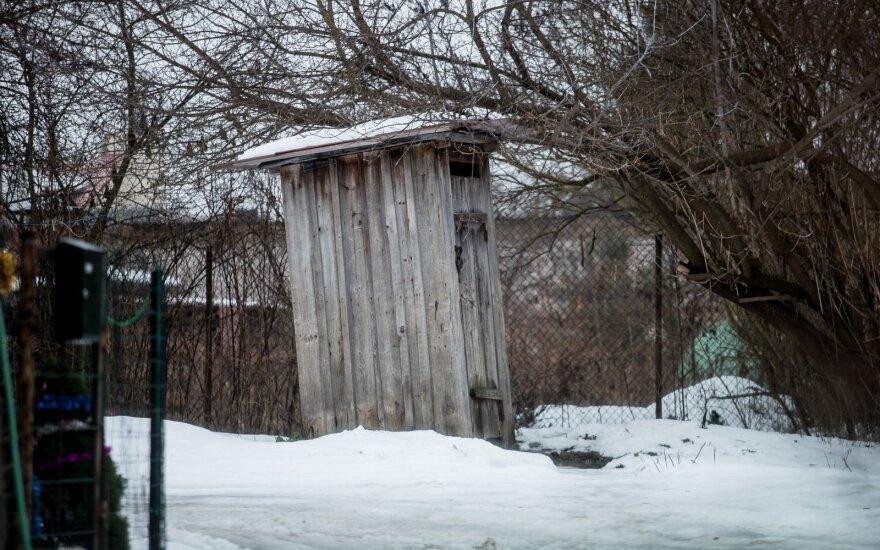 Новый порядок борьбы с уличными туалетами в Литве: одних поддержат, других накажут