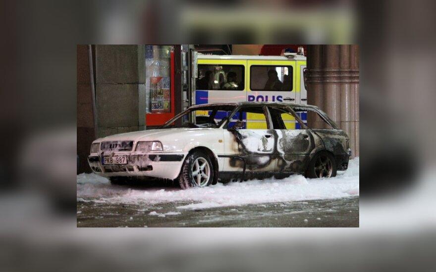 """""""Аль-Каеда"""": взрывы в Стокгольме– """"только начало"""""""