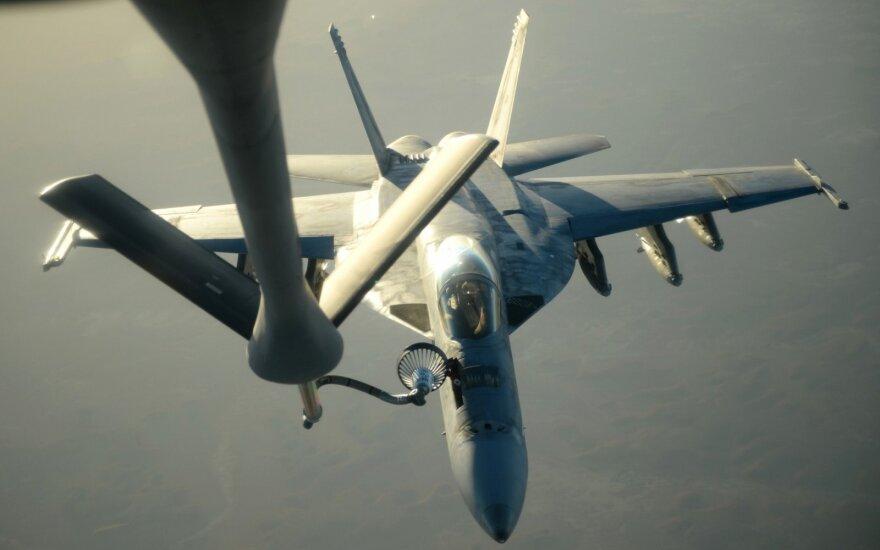 Миссию Балтийского воздушного патрулирования перенимают Венгрия, Испания и Великобритания