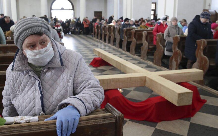 В Беларуси с начала вспышки — 1066 случаев коронавируса. 77 человек выздоровели