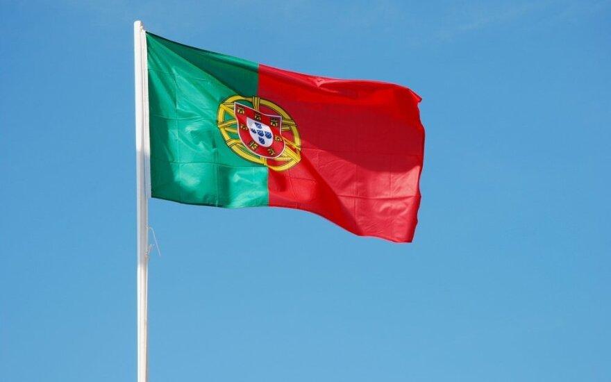 Четвёртая смена португальских военных прибывает в Литву
